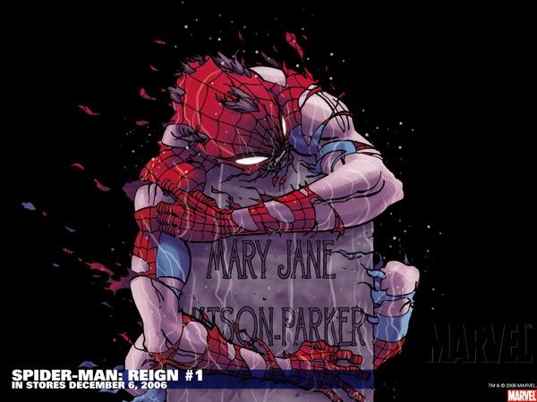 Spiderman Reign 1