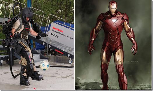 Sarcos Iron man