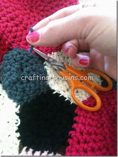 Crochet Circle Rug (7)