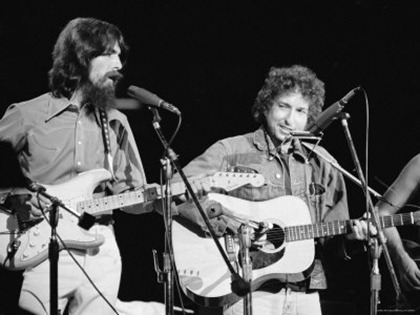 harrison and clapton