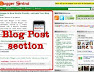 How to reset corrupted Blogger Blog Posts template