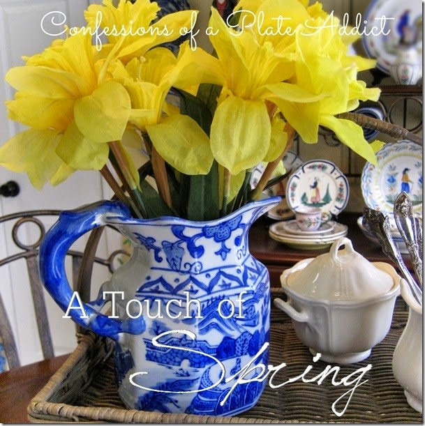 CONFESSIONS OF A PLATE ADDICT A Touch of Spring