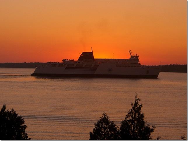 tobermory ferry
