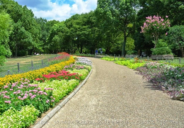 2 g- Glória Ishizaka - Jardim Botânico Nagai - Osaka