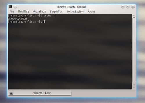 Linux Kernel 3.6.4