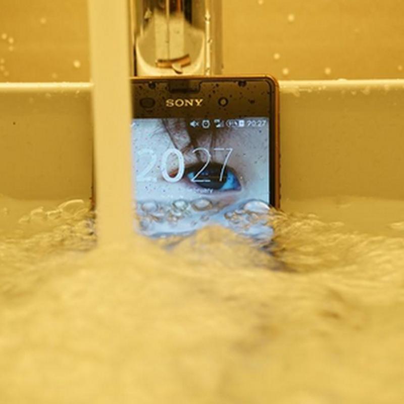 Bila Sony Xperia Z3 aku dimandikan