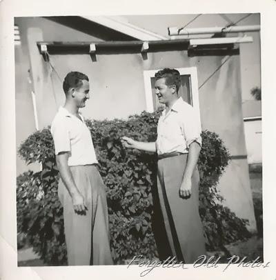 Paul and Hank
