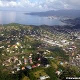 Grenada Aerial Photos