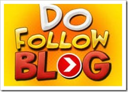 dofollow blogs list 2013
