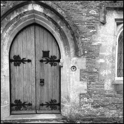 Sclerder Abbey, Looe, Cornwall