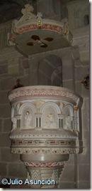 Púlpito neobizantino - Basílica de Javier
