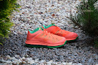 nike lebron 10 low gr watermelon 6 11 Release Reminder: Nike LeBron X Bright Mango aka Watermelon