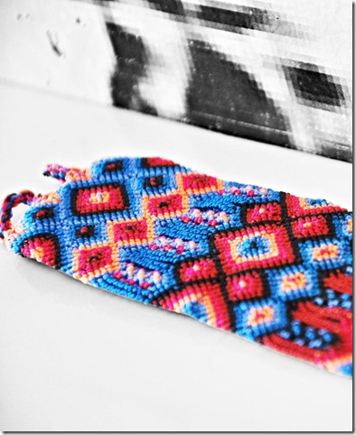 Woven-Bracelet