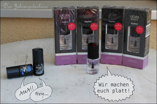 Essence BTGN Better than gel nails Top Coat Dupe Aldi