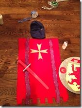 disfraz de caballero medieval  (2)