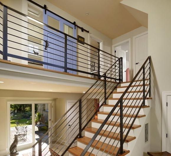 Estilos de escaleras