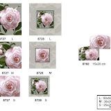 Gobeliny w nowoczesne kwiaty