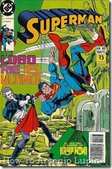 P00015 - 10 - Lobo y Superman - Adventures of Superman #464