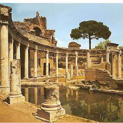 61 - Villa romana (teatro maritimo de Villa Adriana)