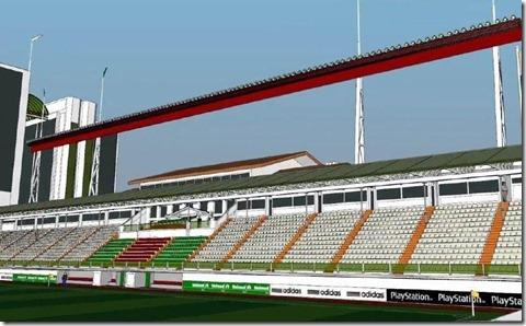 Projeto Estádio da Laranjeiras