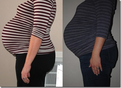 39 vs 40 Weeks Comparison