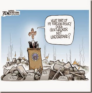foreign policy cartoon