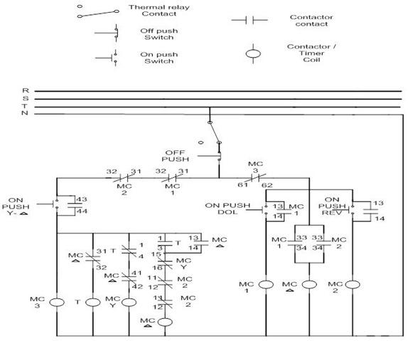 Three Phase Induction Motor Starting Methodology Assessment Power
