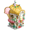 deluxe ice cream palor buildable