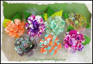 Tattered Florals
