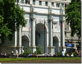 6 marble arch
