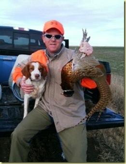 Mark's Pheasant