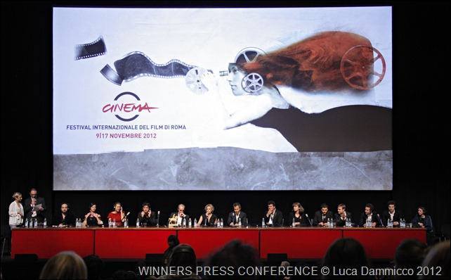CONFERENZA STAMPA PREMIATI - WINNERS PRESS CONFERENCE_1