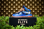 nike lebron 10 ps elite blue black 7 01 Release Reminder: Nike LeBron X P.S. Elite Superhero
