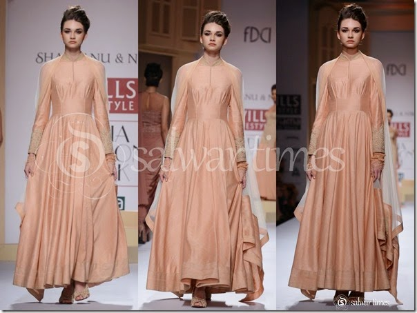 Shantanu_and_Nikhil_Orange_Salwar_Kameez
