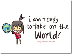 take on world