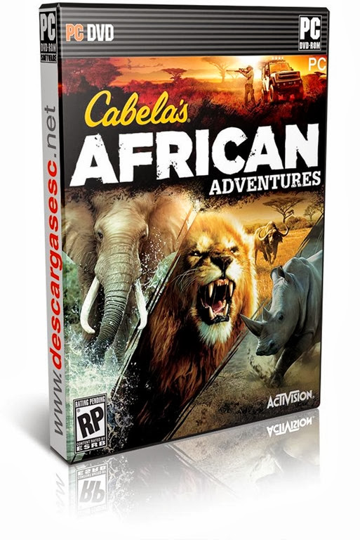 Cabelas African Adventures-FLT-pc-cover-box-art-www.descargasesc.net