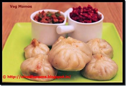 Sikkim - Momos