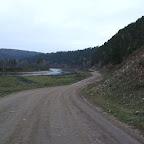 Дорога вдоль р.Юрюзань