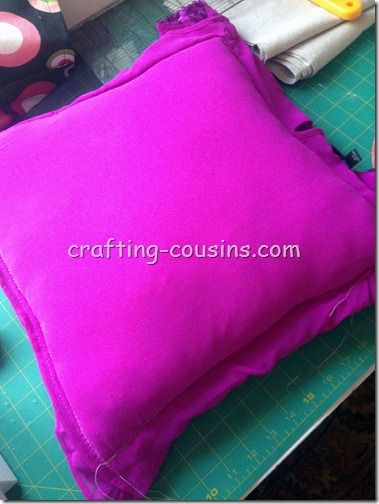 Sparkle Pillow from Shirt (5)