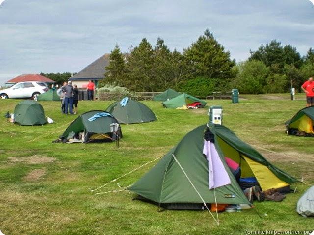 montrose campsite