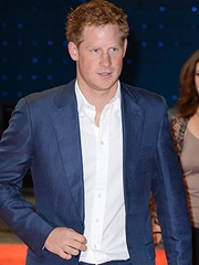 Prince Harry in Las Vegas
