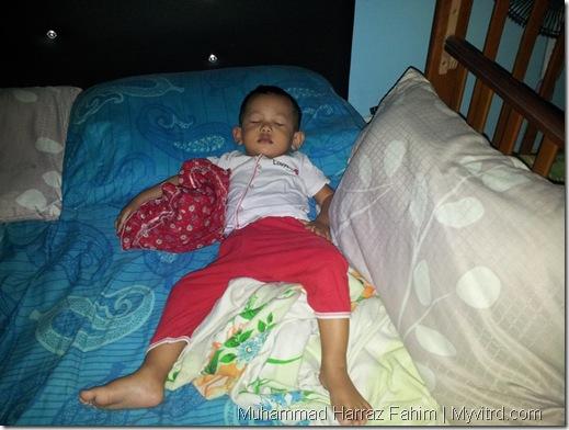 Harraz tidur 1