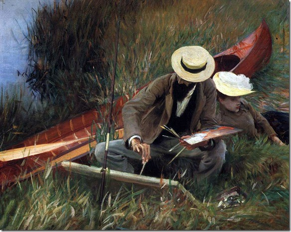 Sargent_-_Paul_Helleu_Sketching_with_his_Wife