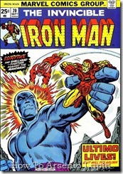 P00215 - El Invencible Iron Man #70