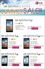 LG Optimus L Sale 042213