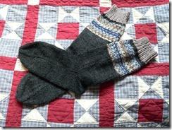177 Socken Nr. 4