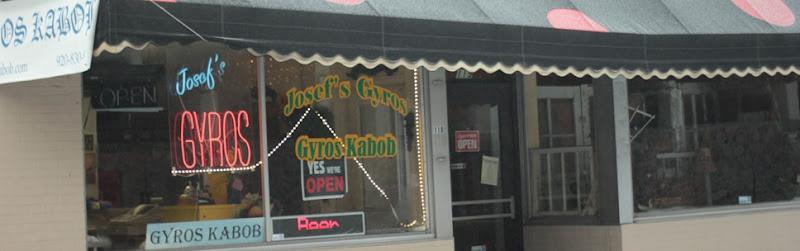 Josef's Gyros Kabob top