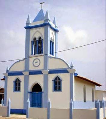 Igreja de Nossa Senhora da Conceição, Salvaterra - Parà