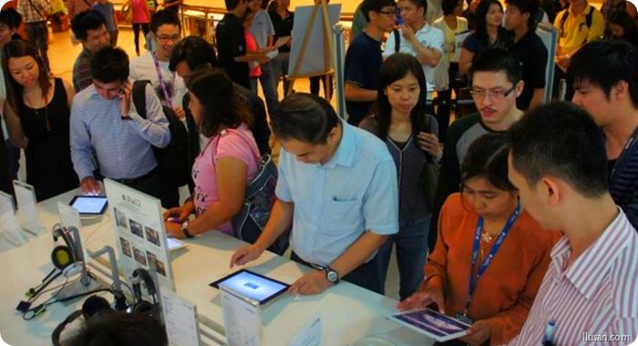 iPad 2 ya a la venta en Perú, precios oficiales en iStore y SagaFalabella