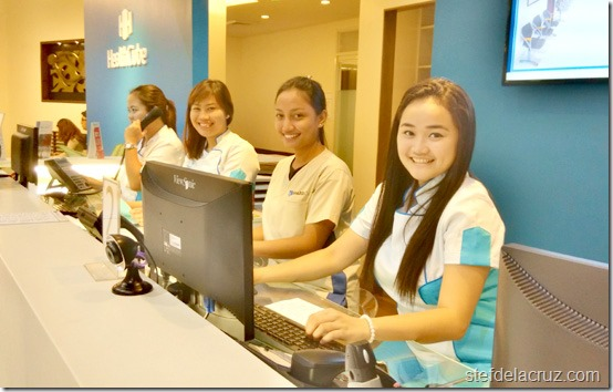 Health Cube staff